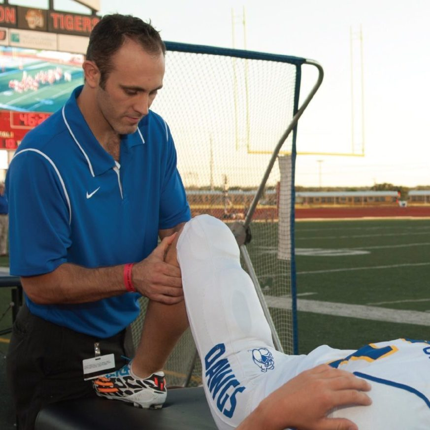 Sports Medicine Keeps Patients, Athletes in the Game