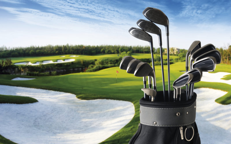 HIGH-END GOLF CLUBS