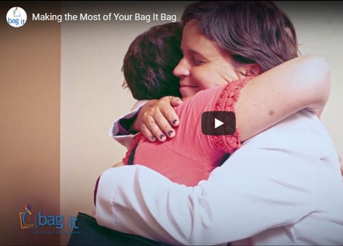 Making the Most of Your Bag It Bag