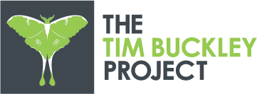 Tim Buckley Project Logo