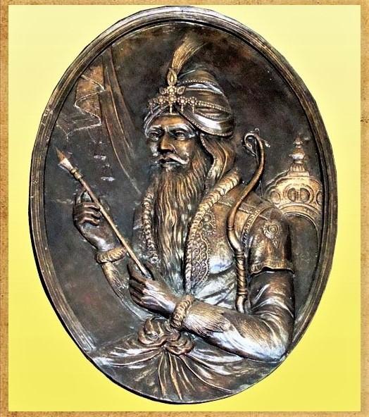 Maharaja Ranjit Singh (PC - www.maharajaranjitsingh.com)