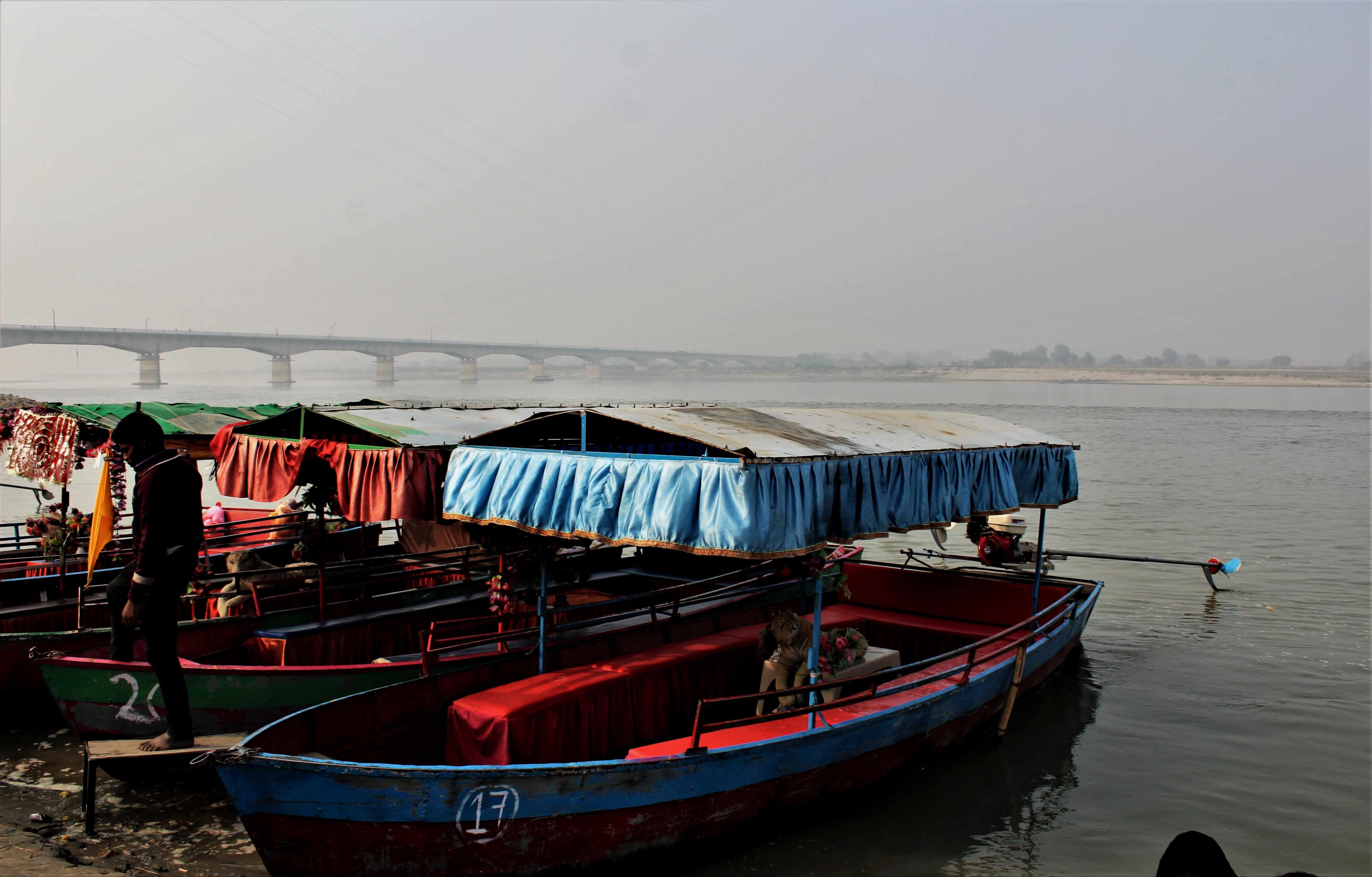 The Sarayu river