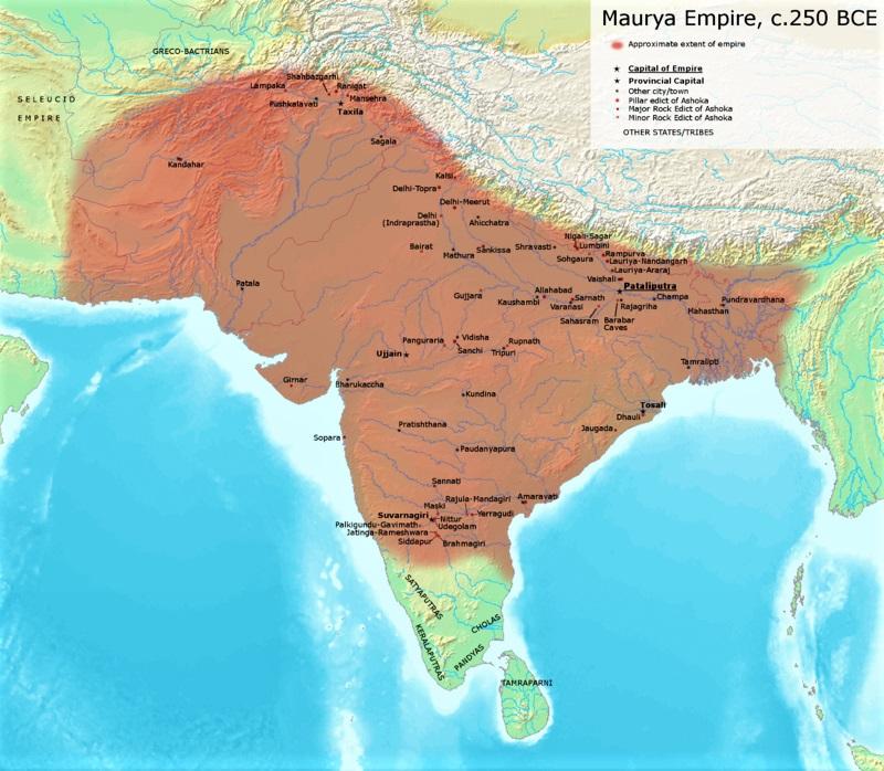 Mauryan Empire