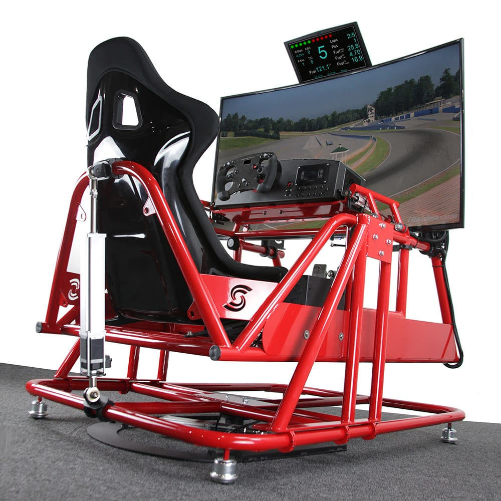 SimCraft APEX Professional Racing Simulators Realistic