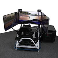 Racing Simulator Motion Cockpit