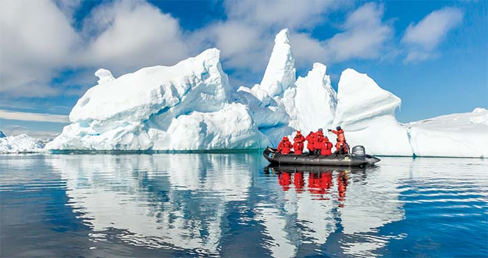 Lindblad Expeditions-National Geographic in Antarctica