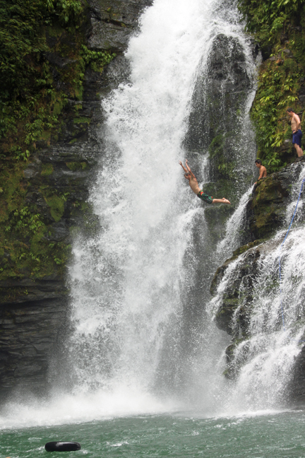 Wildland Adventures' nine-day Costa Rica Far-Flung Family Adventure targets families with adventurous teens with an itinerary that takes travelers on river rafts, surf boards, zip lines and small aircraft, en route viewing exotic wildlife, helping local youngsters brush up on English, dining well and overnighting in some of Costa Rica's foremost ecolodges.