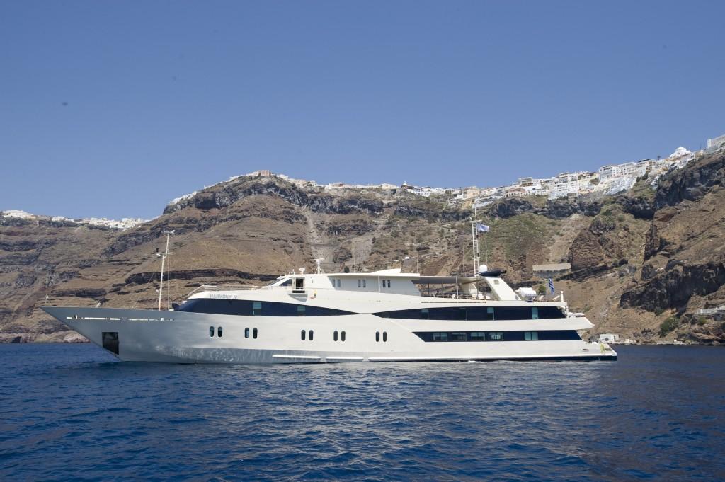 Variety Cruises' Harmony V.