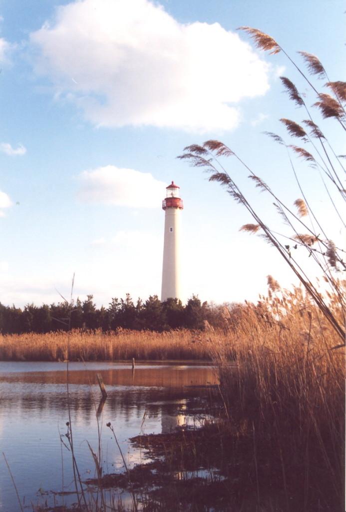 Cape May Lighthouse © 2015 Karen Rubin/news-photos-features.com
