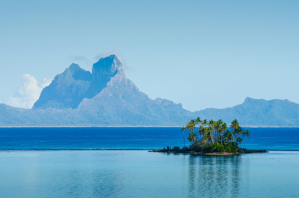 AdventureSmith Exploration's new cruise, Tahitian Affair, sails over eight days round-trip from Bora Bora, also visiting the islands of Tahaá, Raiatea and Huahine.