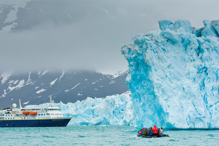 Todd Smith, small ship cruise expert and founder of AdventureSmith Explorations, discusses the variables of itineraries and small ships cruising the Arctic Circle.