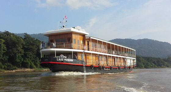 The Yunnan Pandaw is schedule to start cruising on the Mekong in September 2016.