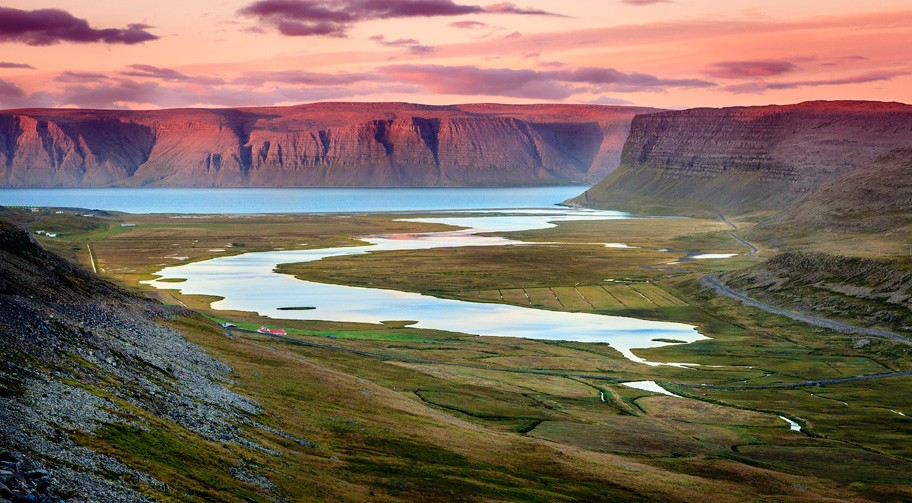 Natural Habitat Adventures' new Round Iceland adventure explores this curious island of glaciers and geysers, hot springs and waterfalls, frigid fjords, flowing lava, puffins and whales.