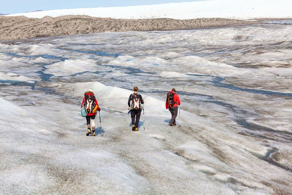 Join Big Chill Adventures on a trip designed to highlight Greenland and follow in the footsteps of Hans Poulsen Egede, a Dano-Norwegian Lutheran missionary (photo by M Cambiar).
