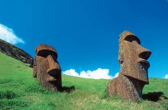 UNESCO World Heritage Site, Rapa Nui National Park (photo credit: Zegrahm Expeditions)