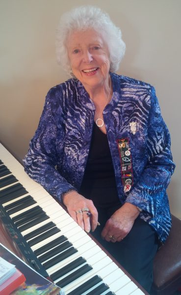 Mary shared her memory of Stella Burry