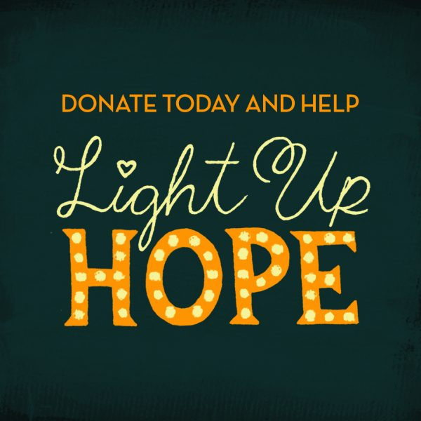 Light Up Hope!