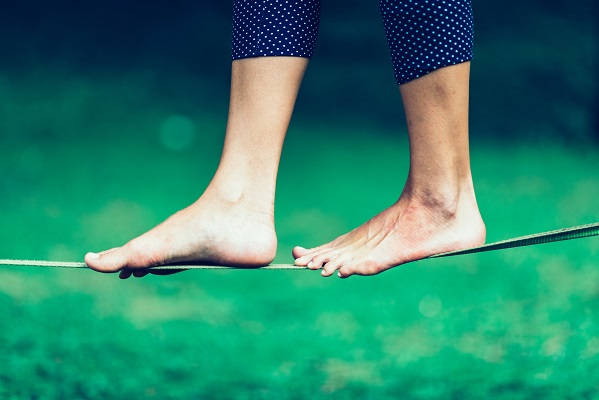 The Tightrope of Work/Life Balance