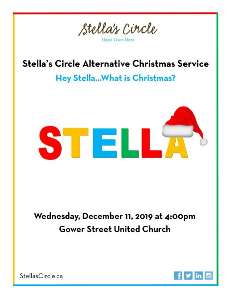 Alternative Christmas Service