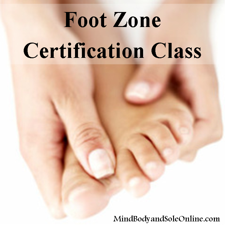 Registration is OPEN for the Fall 2015 Foot Zone Certification Class