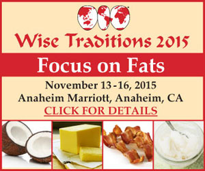 16th Annual Wise Traditions Conference