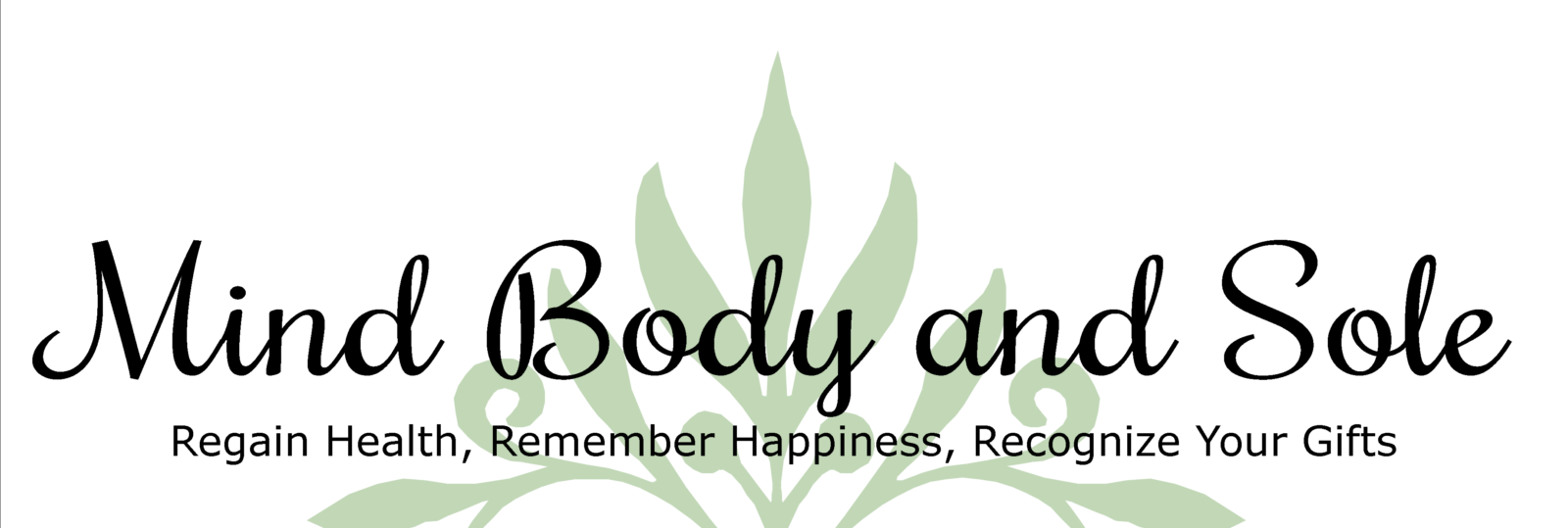 January Class Schedule - Mind Body and Sole