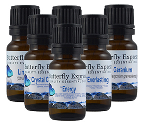 May Essential Oil Specials