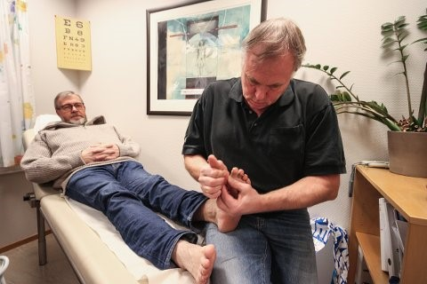 Foot Zone Therapy In the News