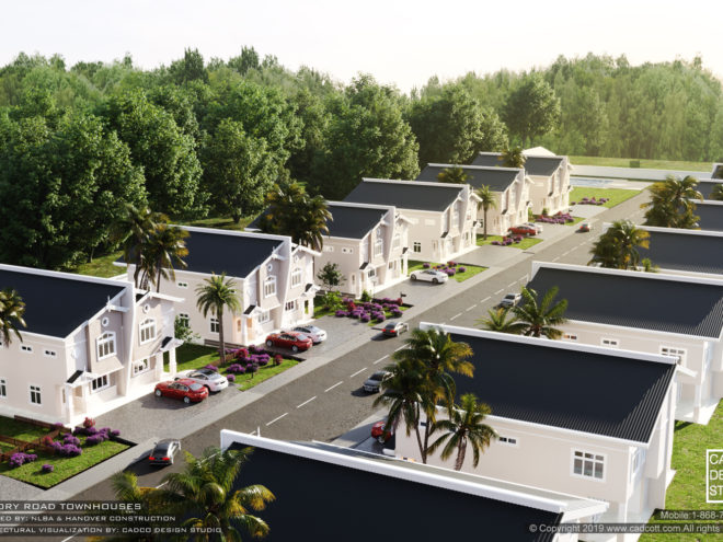 New Project - Roystonia Mews