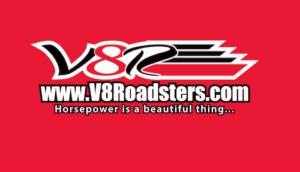 V8 Roadsters logo