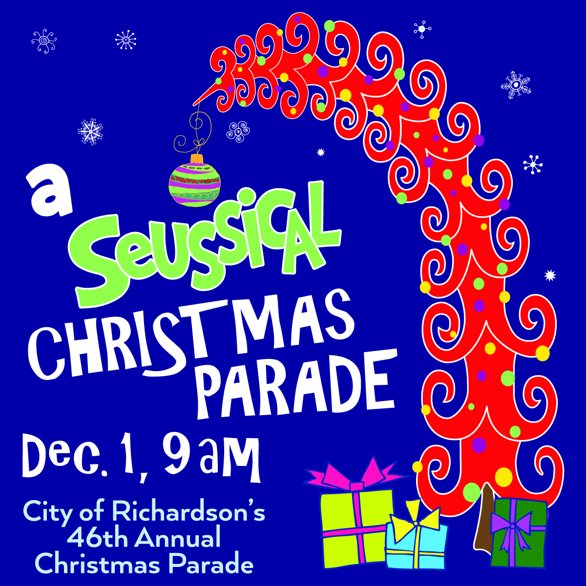 46th Annual Christmas Parade is Dec. 1 Sherrard family to serve as Grand Marshals