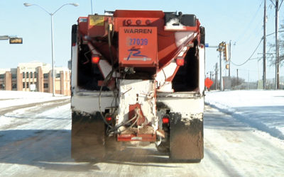 City is proactive with winter weather