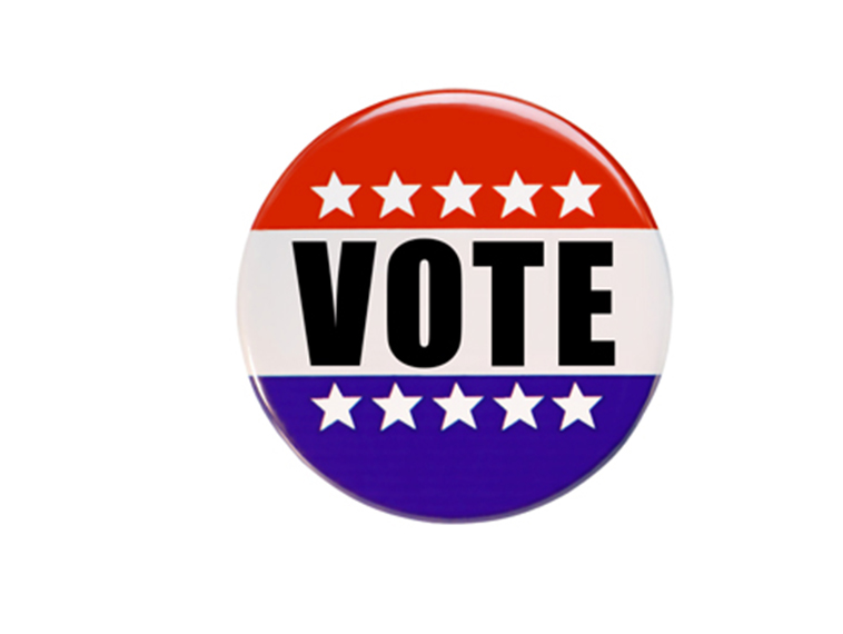 Election Day is Saturday, May 4