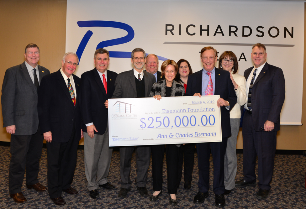 City of Richardson partners with Eisemann Center and UT Dallas to create innovative arts and technology program