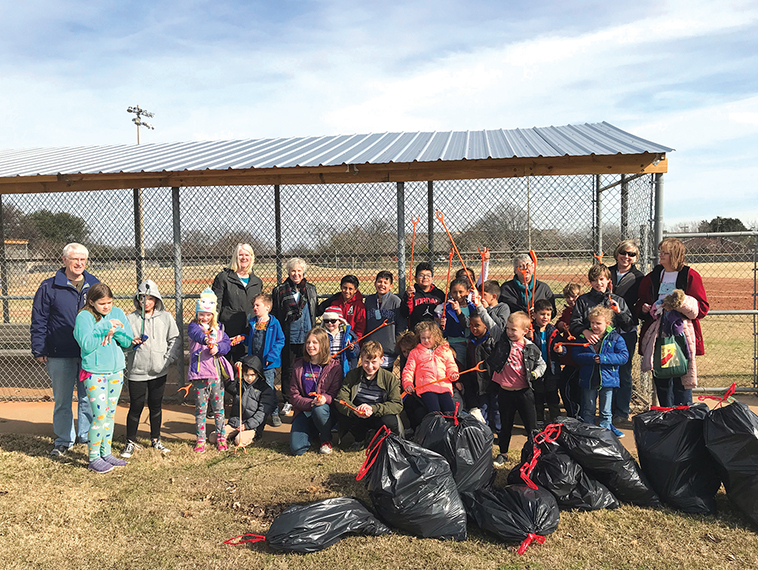 Environmental volunteerism takes off