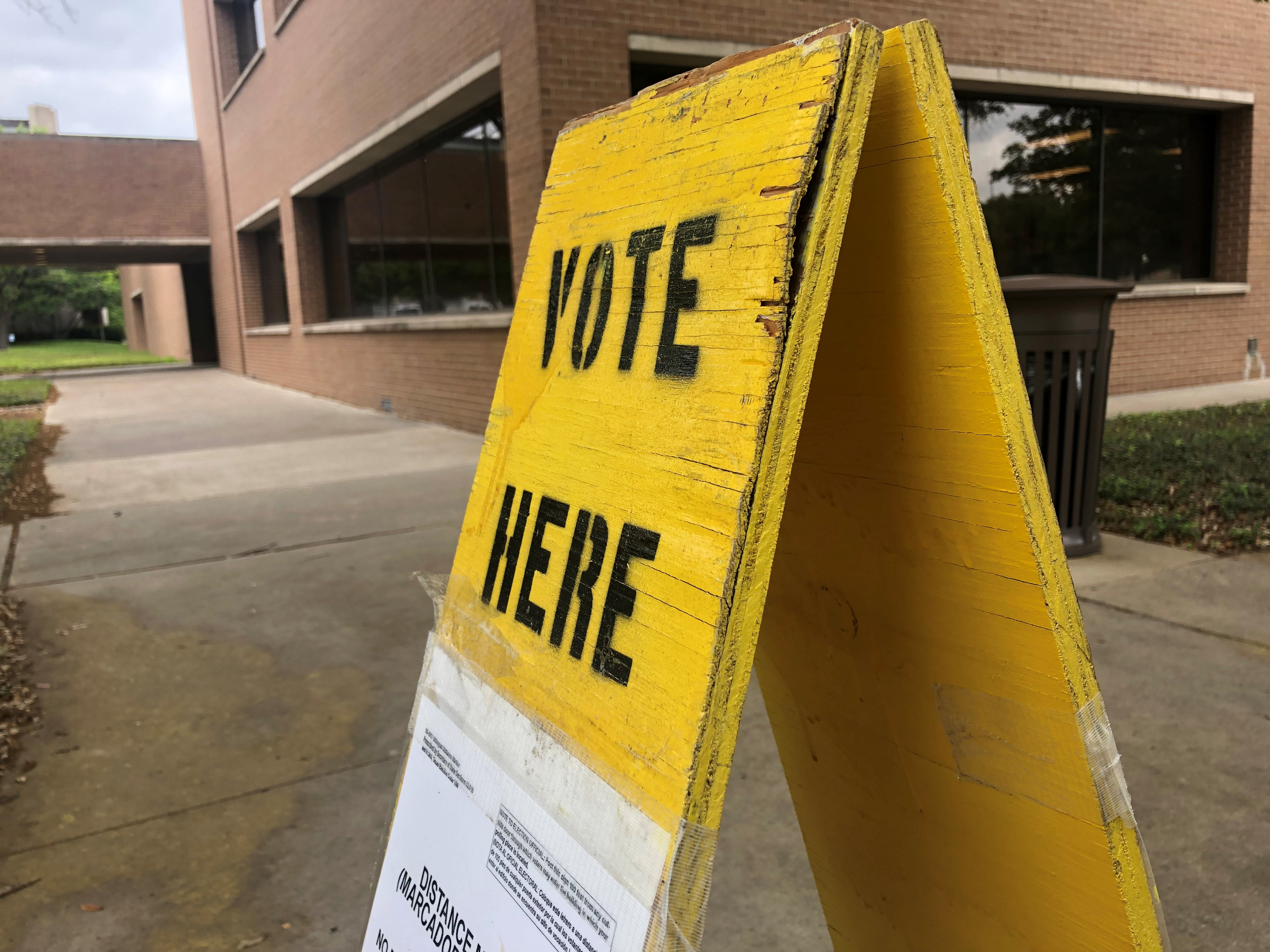 Early Voting Continues Through Tuesday