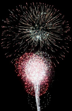 Schedule of Events for Richardson's Family 4th Celebration