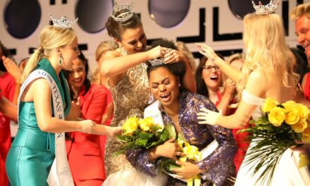 Miss Texas Crowned at Eisemann Center