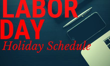 City of Richardson Labor Day Holiday Schedule