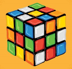 """Rubik's Cube """"How-To"""" for Kids Sept. 9, 11 and 13"""