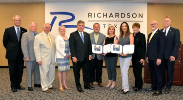 Local Tech Titan Winners, Finalists Honored with Proclamation