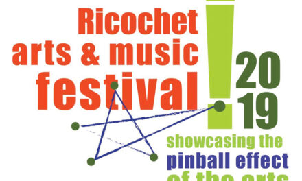 Ricochet Arts & Music Festival is Oct. 19