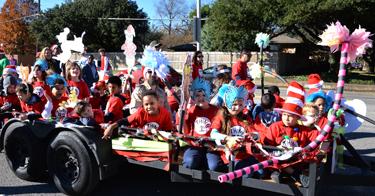 Christmas Parade Registration Deadline Nov. 24
