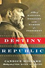 """Lunchtime Lecture: """"Destiny of the Republic"""" Part 2 Dec. 3"""