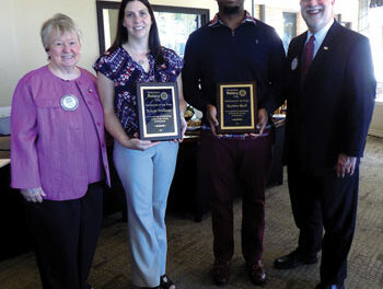 Rotary Club Honors City Employees