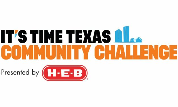 Stay Motivated, Join Richardson in the IT'S TIME TEXAS Community Challenge