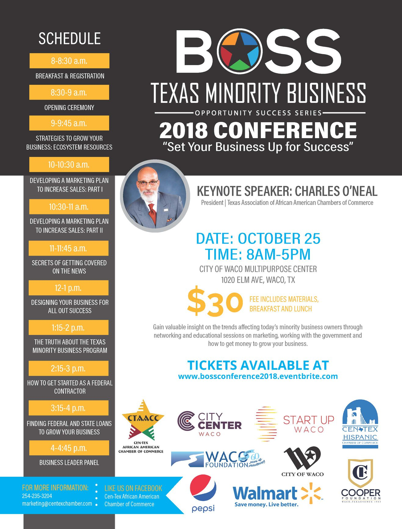 2018 BOSS Conference