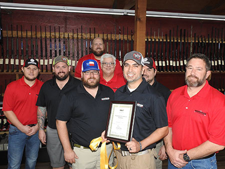Wichita Falls Chamber Ribbon Cutting