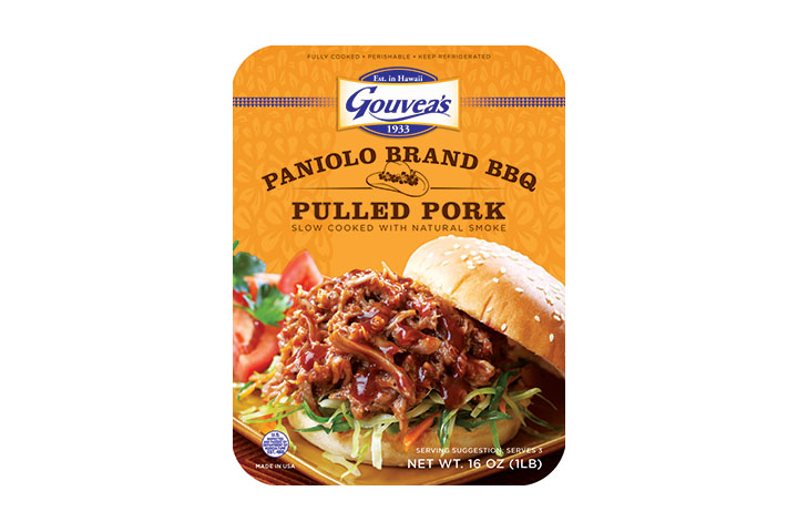 Paniolo Pulled Pork