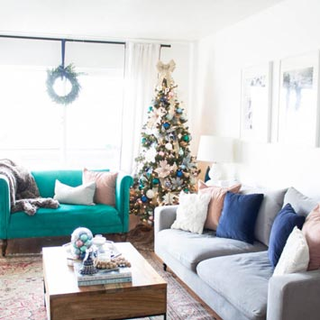 Holiday Home Tour 2018 | A Married Adventure